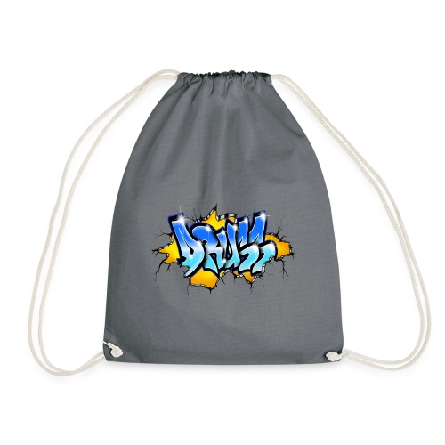 DRUSS Graffiti - Drawstring Bag