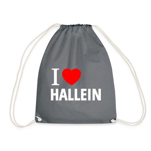 I love Hallein - Turnbeutel
