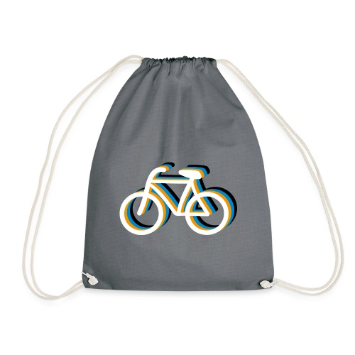 Bicycle Fahrrad - Turnbeutel