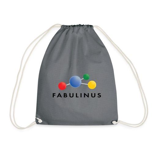 Fabulinus logo enkelzijdig - Gymtas