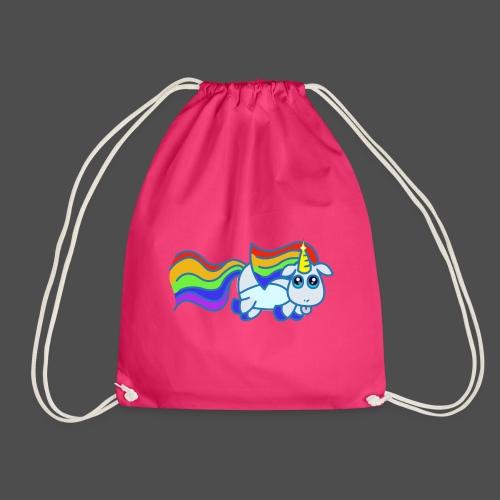 Nyan unicorn spread - Sacca sportiva