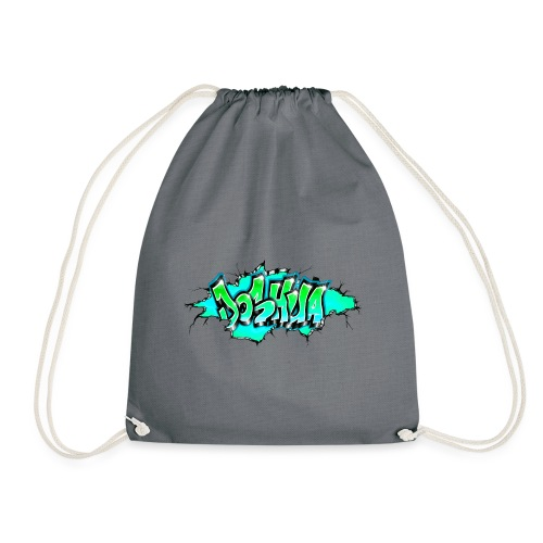 GRAFFITI JOSHUA PRINTABLE WALL BROKE - Sac de sport léger