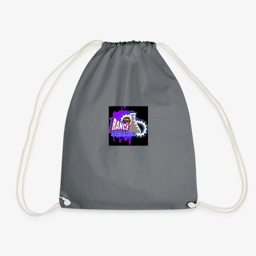 Rancescience black - Drawstring Bag