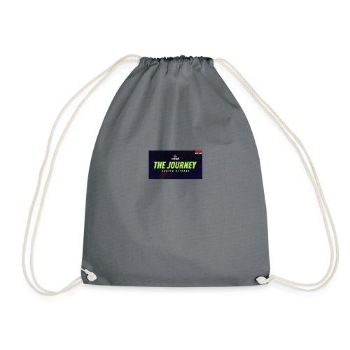 ezekiel benson - Drawstring Bag