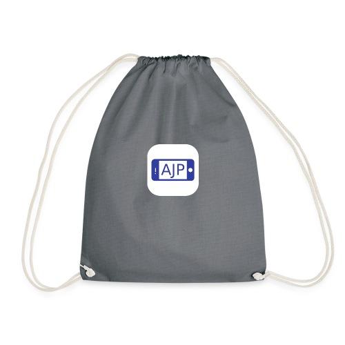AJP YOUTUBE IPHONE 4 CASE - Drawstring Bag