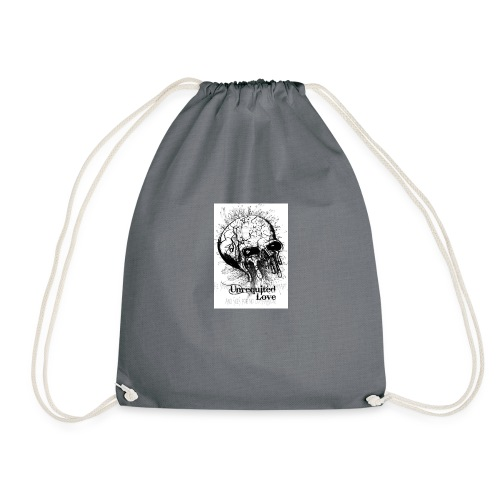 Unrequited Love - Drawstring Bag