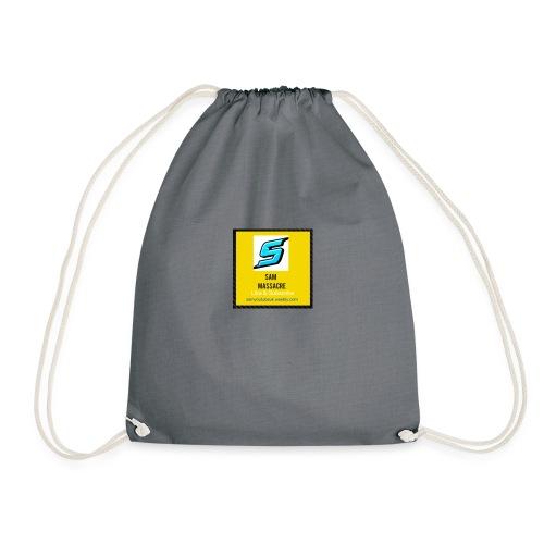 730A42E8 ED7B 4B40 8957 8B35AF59F4B - Drawstring Bag