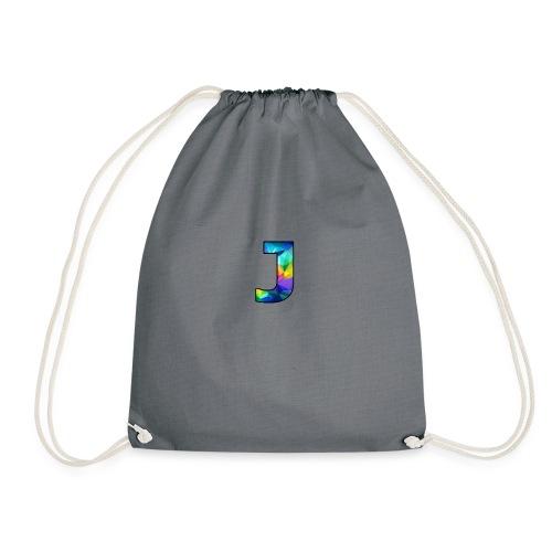 JezahYTmerchandise professional logo - Drawstring Bag