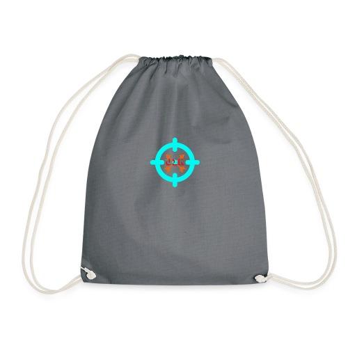 Targeted - Drawstring Bag