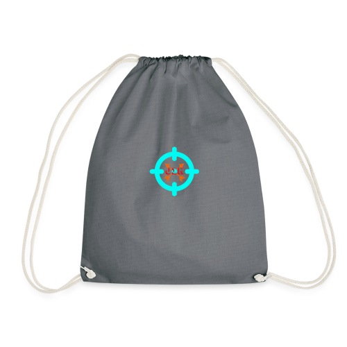 Targeted - Drawstring Bag