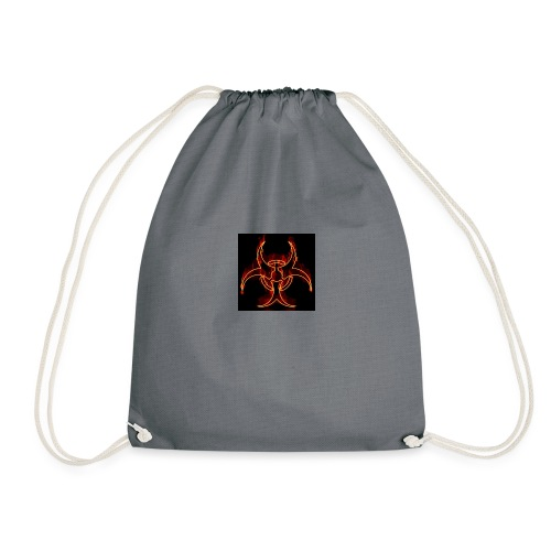 HAZARD MERCH - Drawstring Bag