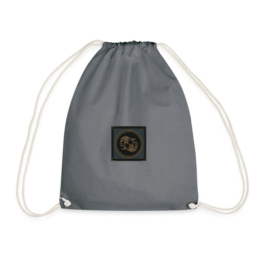Fish - Drawstring Bag