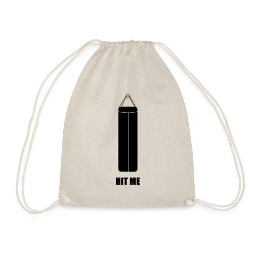 Oluwah- Hit me - Drawstring Bag