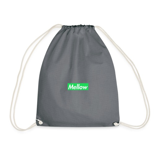 Mellow Green - Drawstring Bag