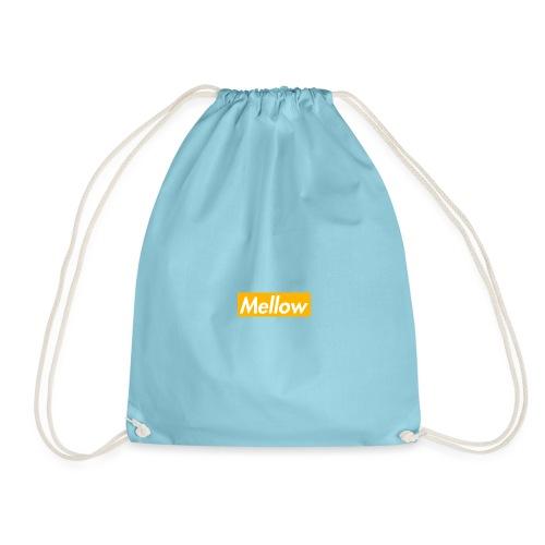 Mellow Orange - Drawstring Bag