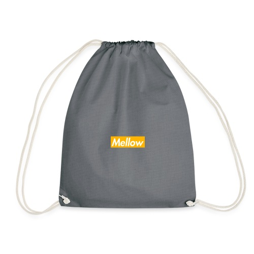 Mellow Orange - Drawstring Bag