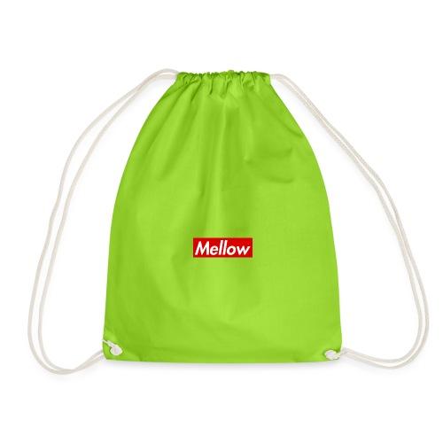 Mellow Red - Drawstring Bag