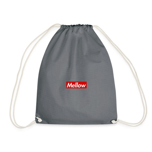 Mellow Red - Drawstring Bag