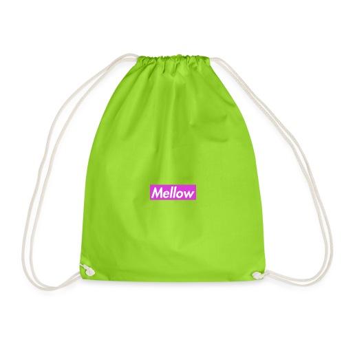 Mellow Purple - Drawstring Bag
