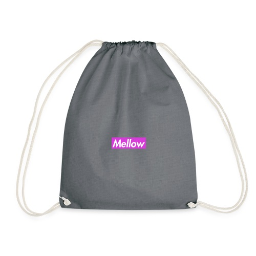 Mellow Purple - Drawstring Bag