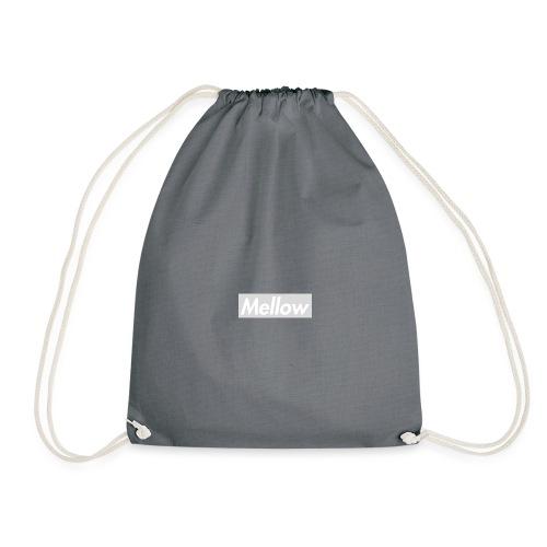 Mellow White - Drawstring Bag