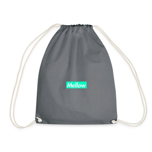 Mellow Light Blue - Drawstring Bag