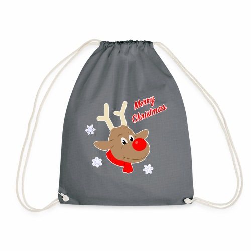 Rudolph, le renne du Père Noël - Sac de sport léger