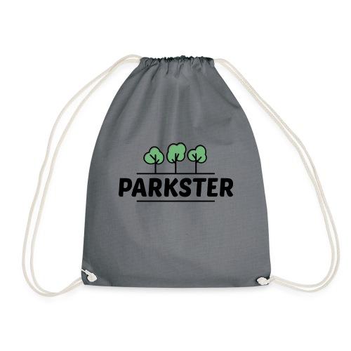 Parkster Logo - Turnbeutel
