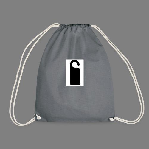 Door hanger - Drawstring Bag