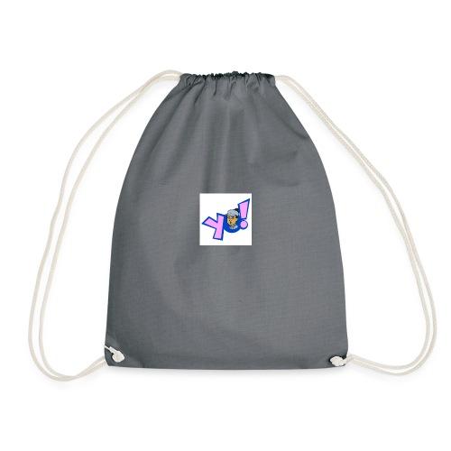 yo - Drawstring Bag