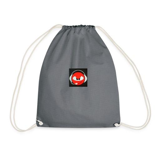 cod-emblem-headphones - Drawstring Bag