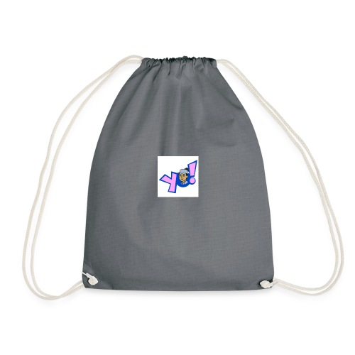 yo - Drawstring Bag