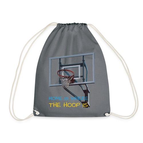 Basketball Korb - Turnbeutel