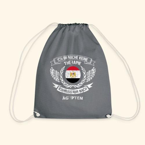 Ägypten T-Shirt Urlaub - Turnbeutel