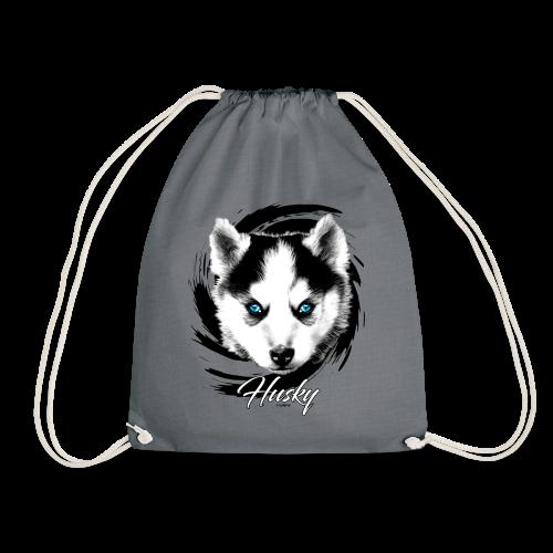 10-48 HUSKY BLUE EYES - DOG TEXTILES GIFTS WEBSHOP - Jumppakassi