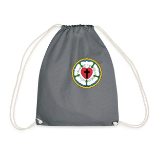 Luther Rose - Drawstring Bag