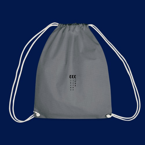 Krikens nr.3 - Drawstring Bag