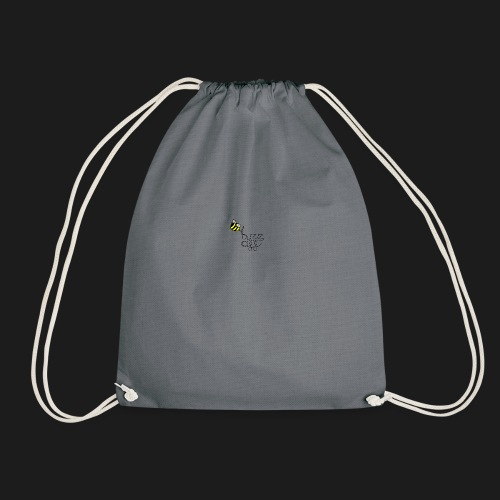 buzz off - Drawstring Bag