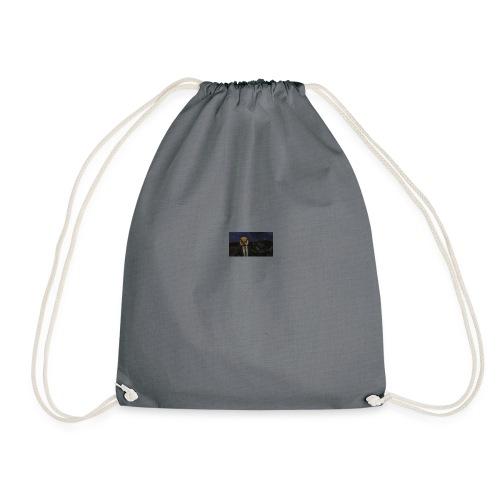 Original hurdy mask - Drawstring Bag