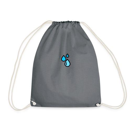 Gotas de Agua - Mochila saco