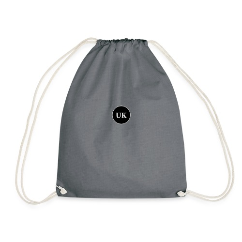 UK Design UK Logo - Drawstring Bag