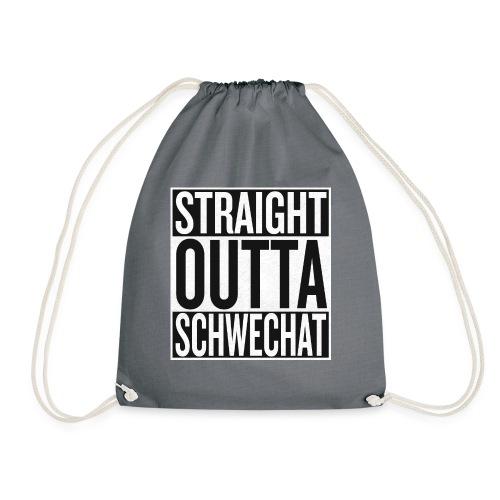 Straight Outta Schwechat - Turnbeutel