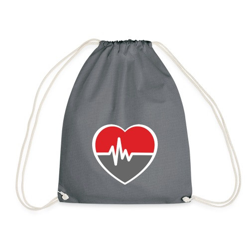 RaveHeart - Flowjob - Drawstring Bag