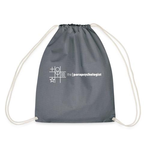 theParapsychologist Hoodie - Drawstring Bag