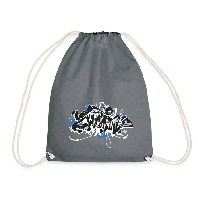 Dae 2Wear graffiti style ver01 black edt
