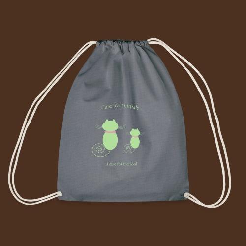 Animal care - Drawstring Bag