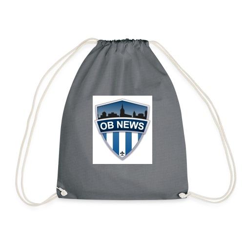 OB News logo Classic - Sportstaske