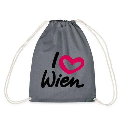 I love Wien. - Turnbeutel