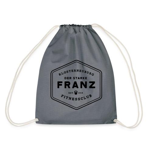 DER STARKE FRANZ - Turnbeutel