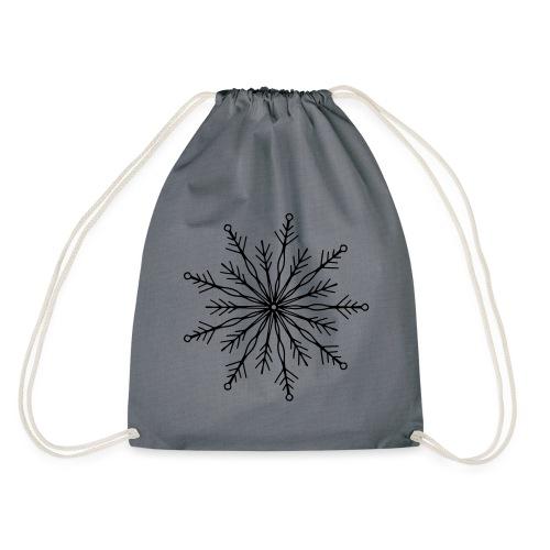 winterkind the mastermind snowflake - Turnbeutel